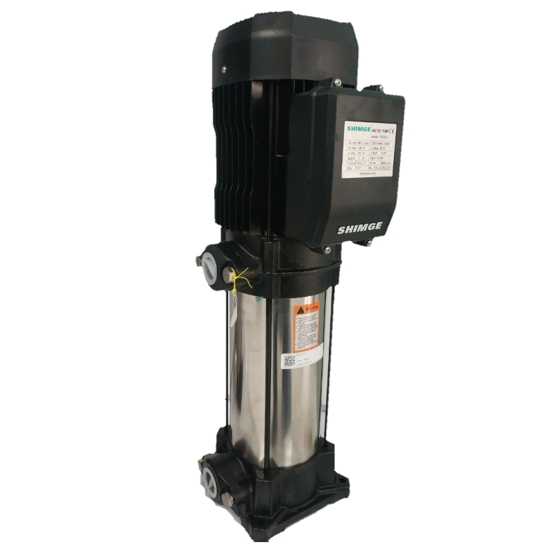 Vertical Multi-Stage Centrifugal Pump Shimge PLD 2-7 (1.1KW-220V)
